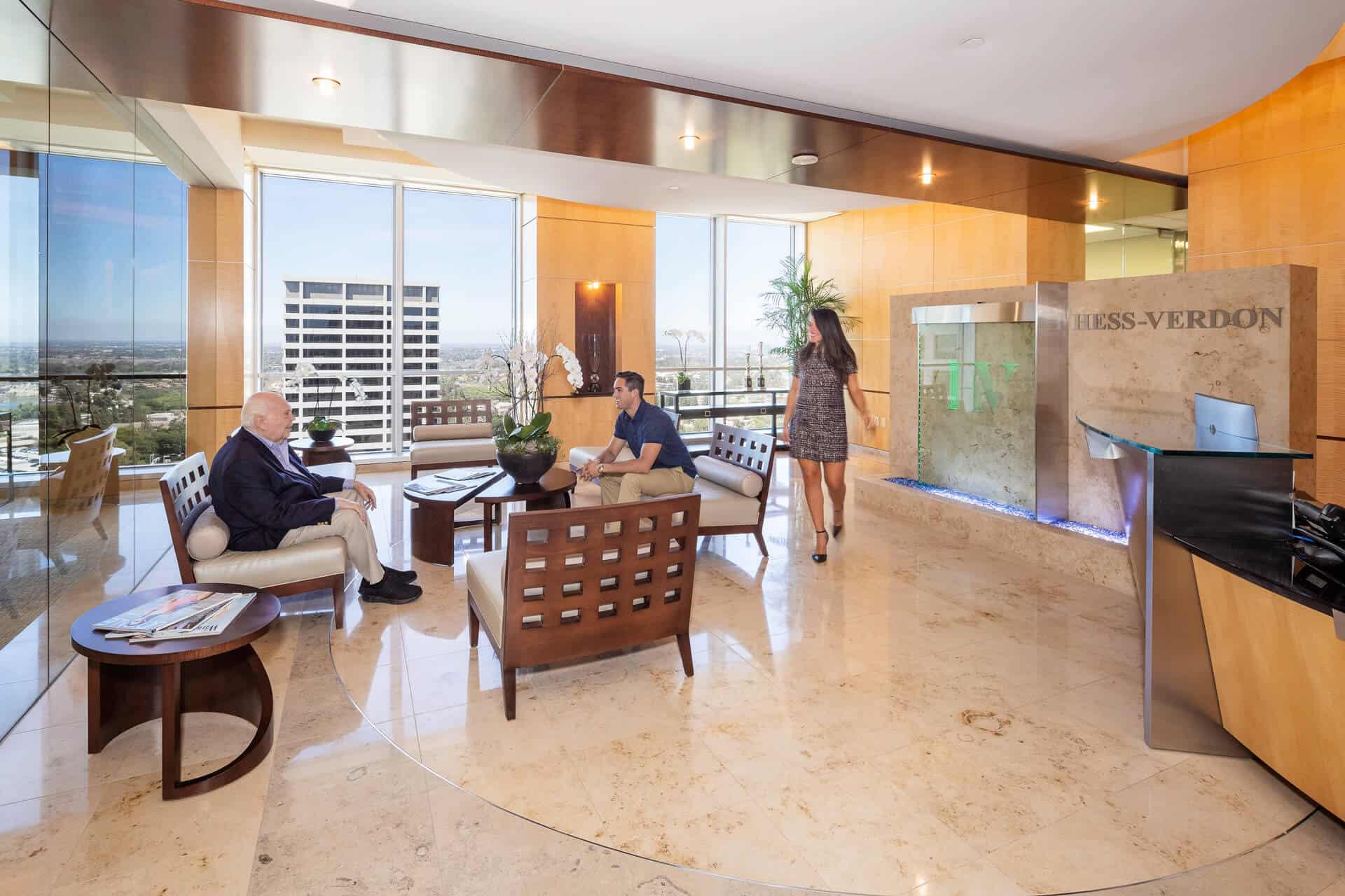 Hess-Verdon & Associates PLC