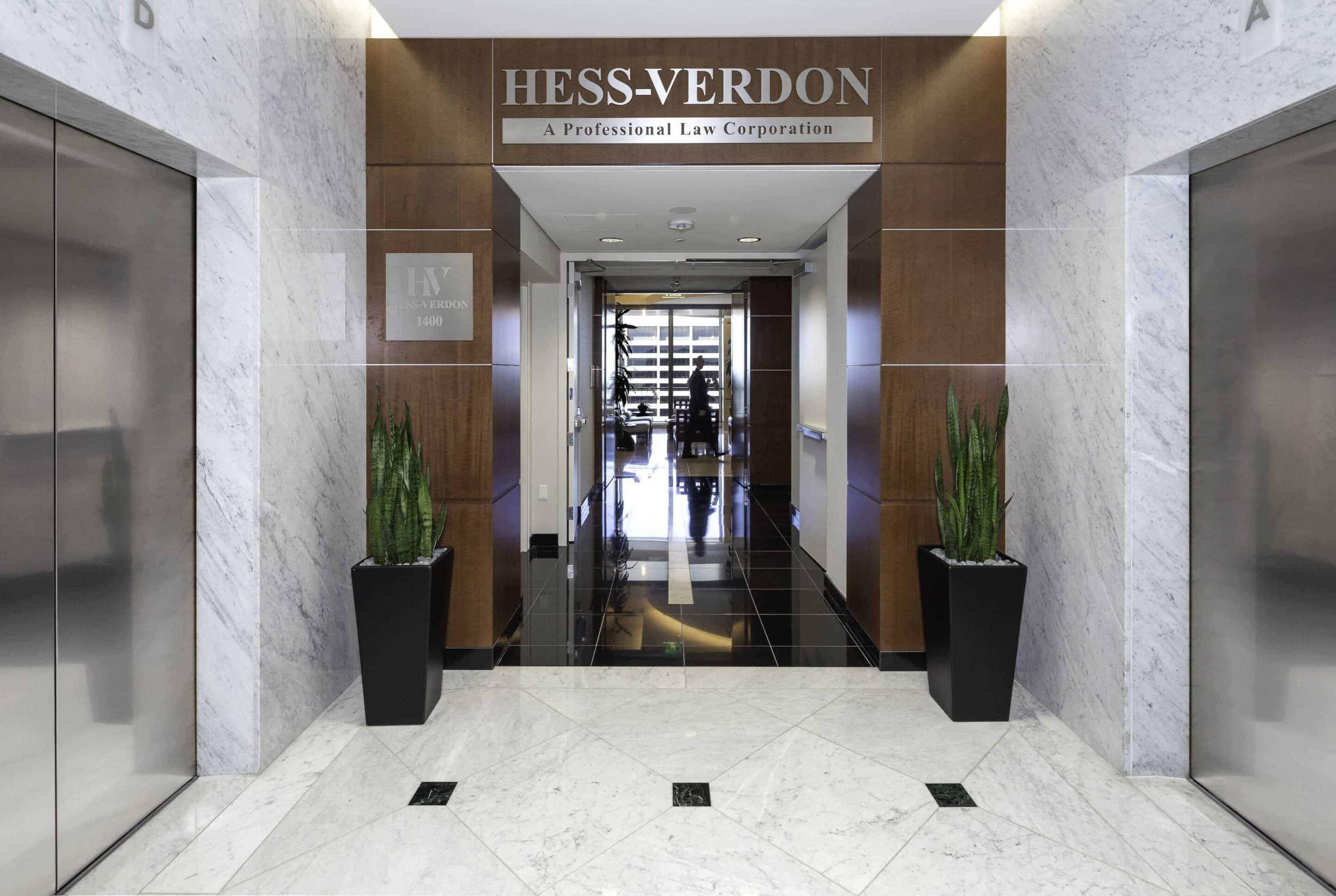 Hess-Verdon & Associates