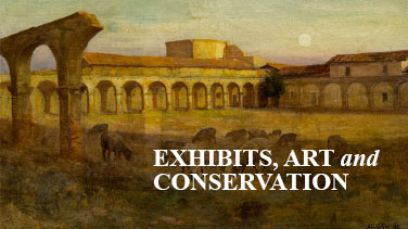 exhibits art and conservation small Hess-Verdon & Associates In the News Estate Planning Experts