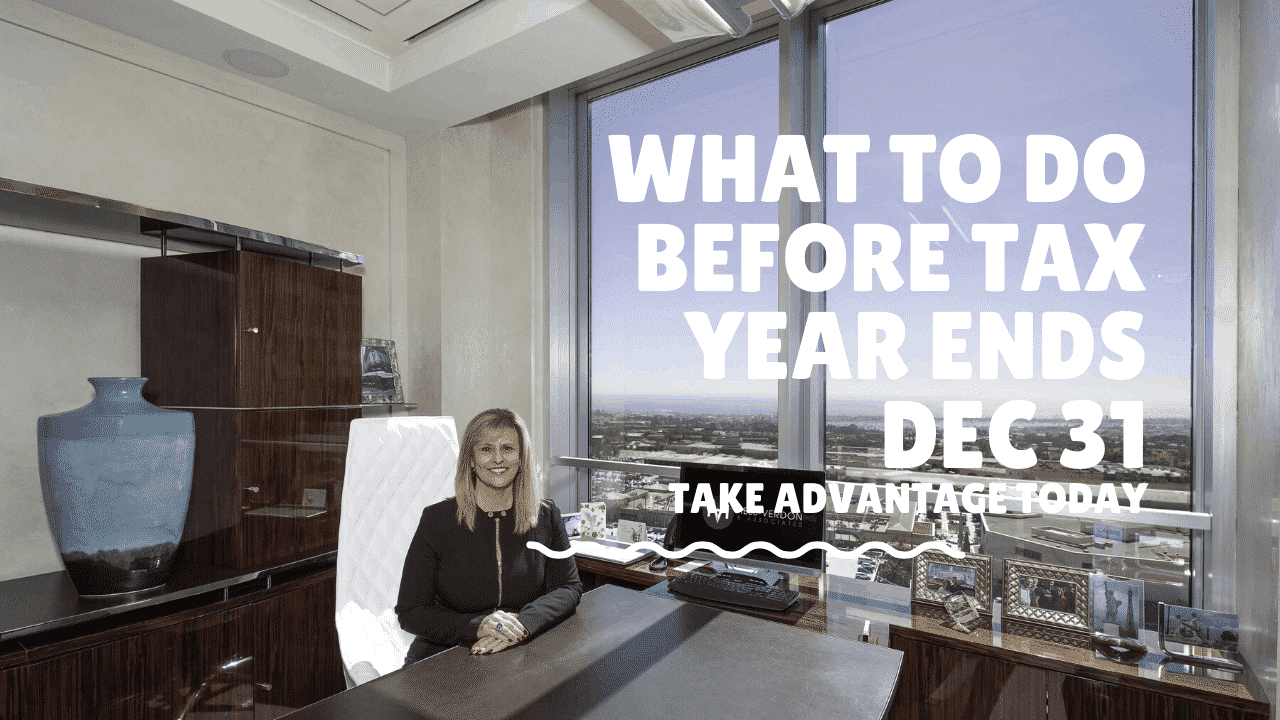 2019 Tax Tips Top 10 Year-End Tax Tips to Do BEFORE It's Too Late